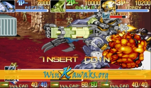 Armored Warriors (Euro 941024) Screenshot