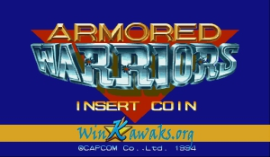Armored Warriors (Euro 941024)