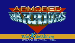 Armored Warriors (US 940920)