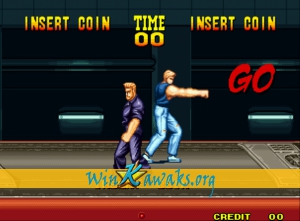 Burning Fight Screenshot