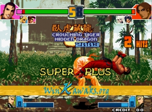 Crouching Tiger Hidden Dragon 2003 Super Plus (hack) Screenshot