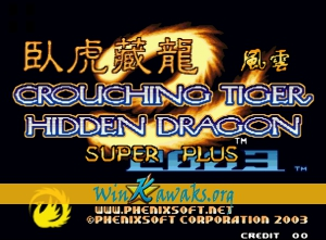 Crouching Tiger Hidden Dragon 2003 Super Plus (hack)
