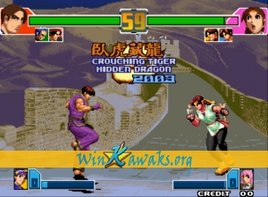 Crouching Tiger Hidden Dragon 2003 (hack) Screenshot