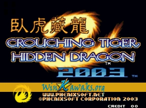Crouching Tiger Hidden Dragon 2003 (hack)