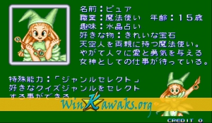 Capcom World 2 (Japan 920611) Screenshot