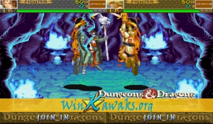 Dungeons and Dragons: Shadow over Mystara (Euro 960619) Screenshot