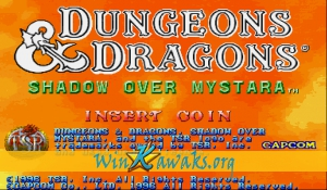 Dungeons and Dragons: Shadow over Mystara (Asia 960619)