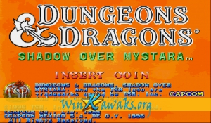 Dungeons and Dragons: Shadow over Mystara (Hispanic 960223)