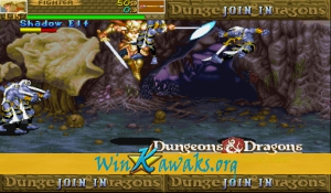 Dungeons and Dragons: Shadow over Mystara (Japan 960619) Screenshot