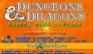 Dungeons and Dragons: Shadow over Mystara (Japan 960619)