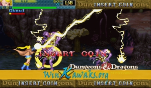 Dungeons and Dragons: Shadow over Mystara (US 960619) Screenshot