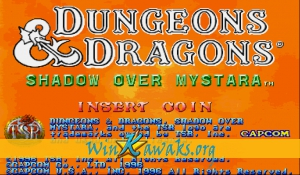 Dungeons and Dragons: Shadow over Mystara (US 960619)