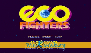 Eco Fighters (US 940215)