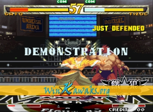 Garou: Mark of the Wolves (decrypted C) Screenshot