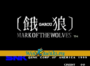 Garou: Mark of the Wolves (decrypted C)