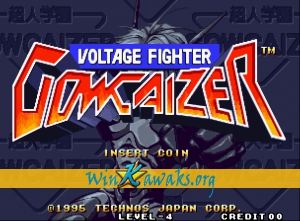 Voltage Fighter: Gowcaizer