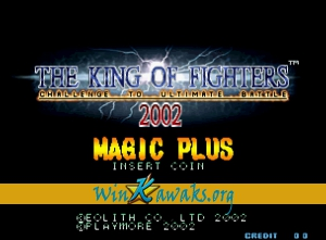 The King of Fighters 2002 Magic Plus (hack)
