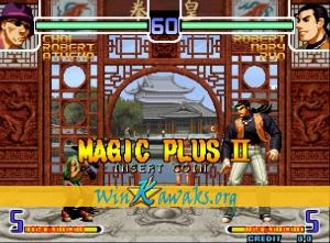 kof 2002 magic plus 2 winkawaks