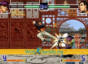 WinKawaks » Roms » The King of Fighters 2002 Magic Plus II (hack