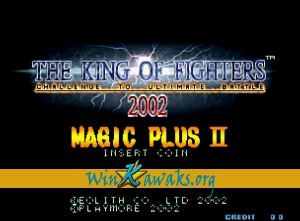The King of Fighters 2002 Magic Plus II (hack)