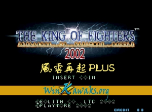 The King of Fighters 2002 Plus (hack 2)
