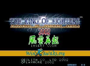 The King of Fighters 2002 Plus (hack 1)