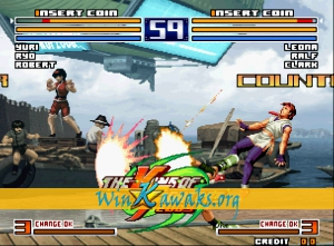 The King of Fighters 2003 (bootleg 1) Screenshot