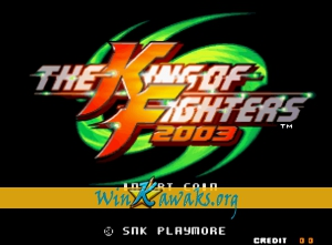 The King of Fighters 2003 (bootleg 1)
