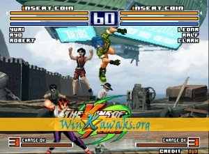 The King of Fighters 2003 (bootleg 2) Screenshot
