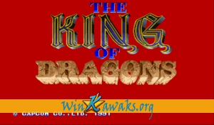 The King of Dragons (bootleg)