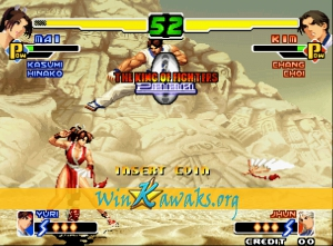 The King of Fighters 2000 (non encrypted P) Screenshot