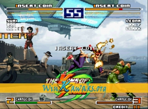 The King of Fighters 2003 Screenshot