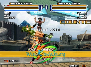 The King of Fighters 2003 (set 2) Screenshot