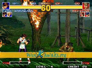 The King of Fighters '95 Screenshot