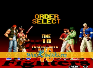The King of Fighters '97 (set 2) Screenshot
