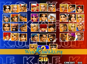 The King of Fighters '98: The Slugfest (Korean M1) Screenshot