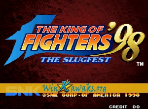 The King of Fighters '98: The Slugfest (Korean M1)