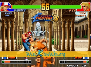 The King of Fighters '98: The Slugfest (Korean M1 set 2) Screenshot
