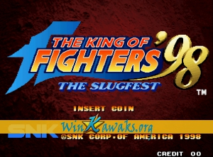 The King of Fighters '98: The Slugfest (Korean M1 set 2)
