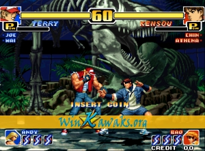 The King of Fighters '99: Millennium Battle (set 2) Screenshot