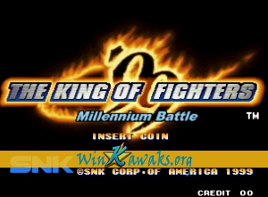 The King of Fighters '99: Millennium Battle (prototype)