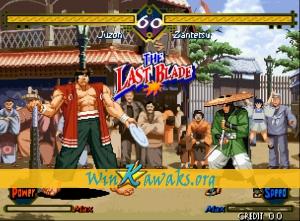 WinKawaks » Roms » The Last Blade - The Official Website Of