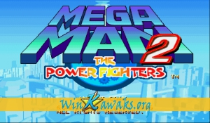 Mega Man 2: The Power Fighters (Asia 960708)