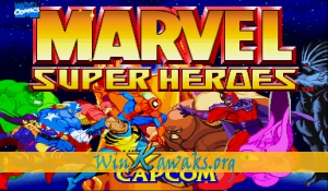 Marvel Super Heroes (Asia 951024)
