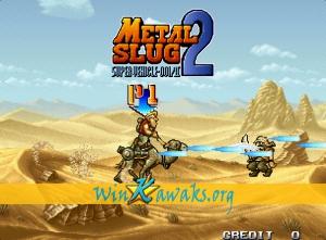 WinKawaks » Roms » Metal Slug 2: Super Vehicle-001/II Turbo (hack