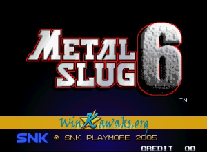 metal slug 6 kawaks