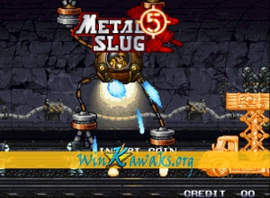 WinKawaks » Roms » Metal Slug 5 - The Official Website Of WinKawaks