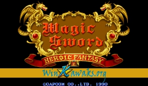 Magic Sword - Heroic Fantasy (World 900623)