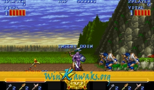 Magic Sword - Heroic Fantasy (US 900725) Screenshot