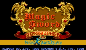 Magic Sword - Heroic Fantasy (US 900725)